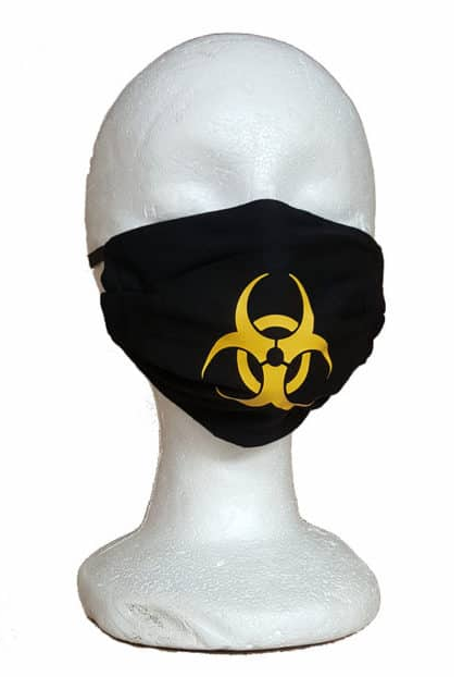 Pathogen Trackers Mask